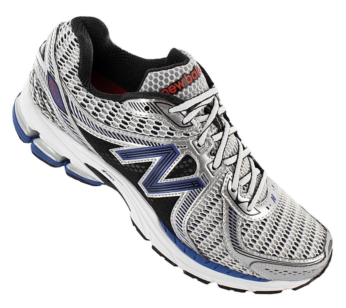 Détails sur New Balance Course 860 Chaussures de pour Homme M860SB2 Gris Sport