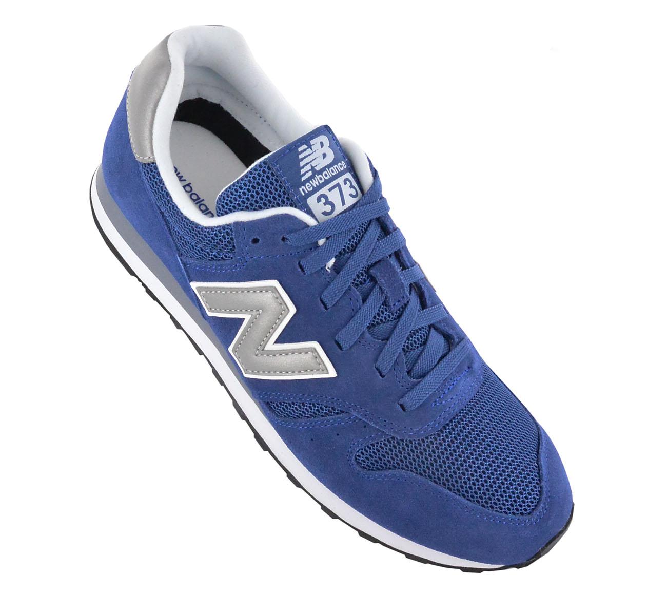 ded37b2e219225 Sneakers Classics 373 Casual Trainers New Shoes Men s Blue Balance qtxgxTnvF