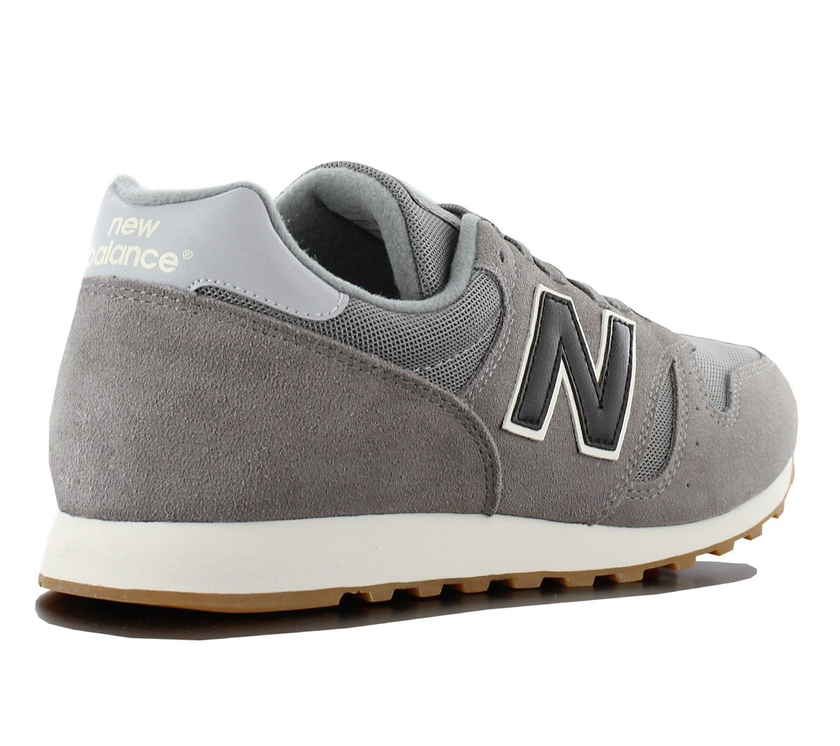 Details about New Balance Classics 373 Men's Sneakers Shoes Grey ML373GKG ML373 Sneakers