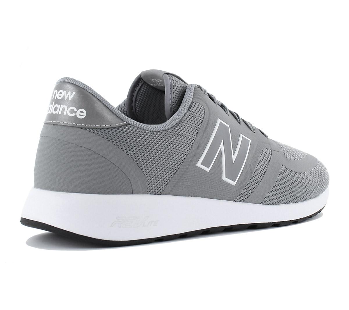 4523bfa79631 New Balance 420 Revlite Baskets   Chaussures Homme Grises Lunettes ...