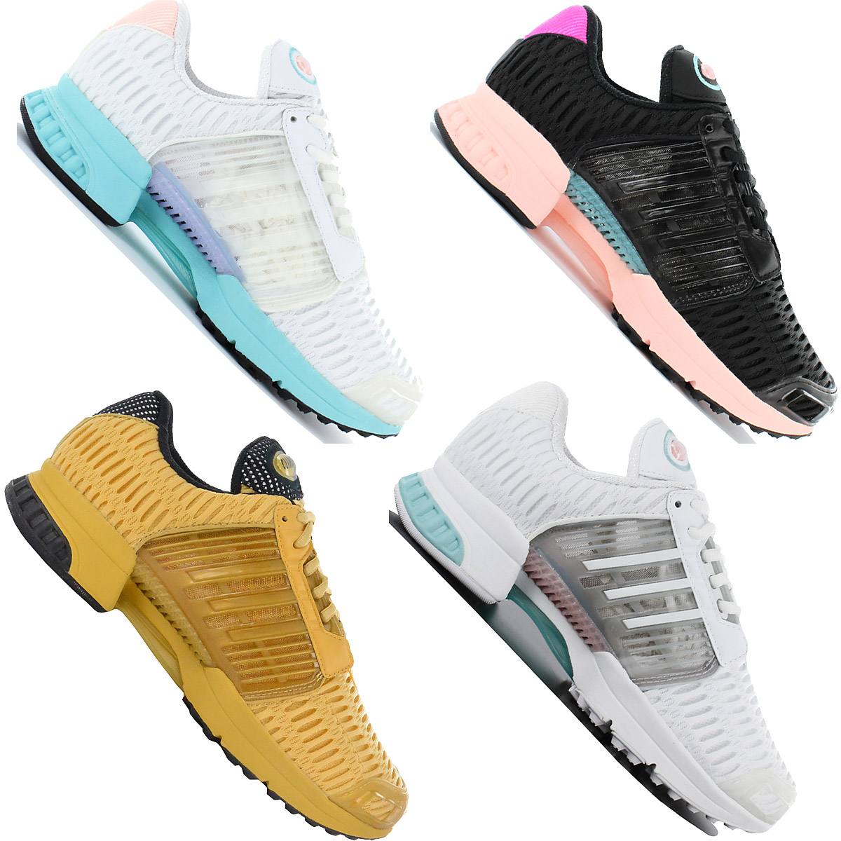 wholesale dealer 650b6 0fef7 Details about Adidas Climacool 1 W Ladies Shoes Sneaker Shoes Running Sport  Shoes New