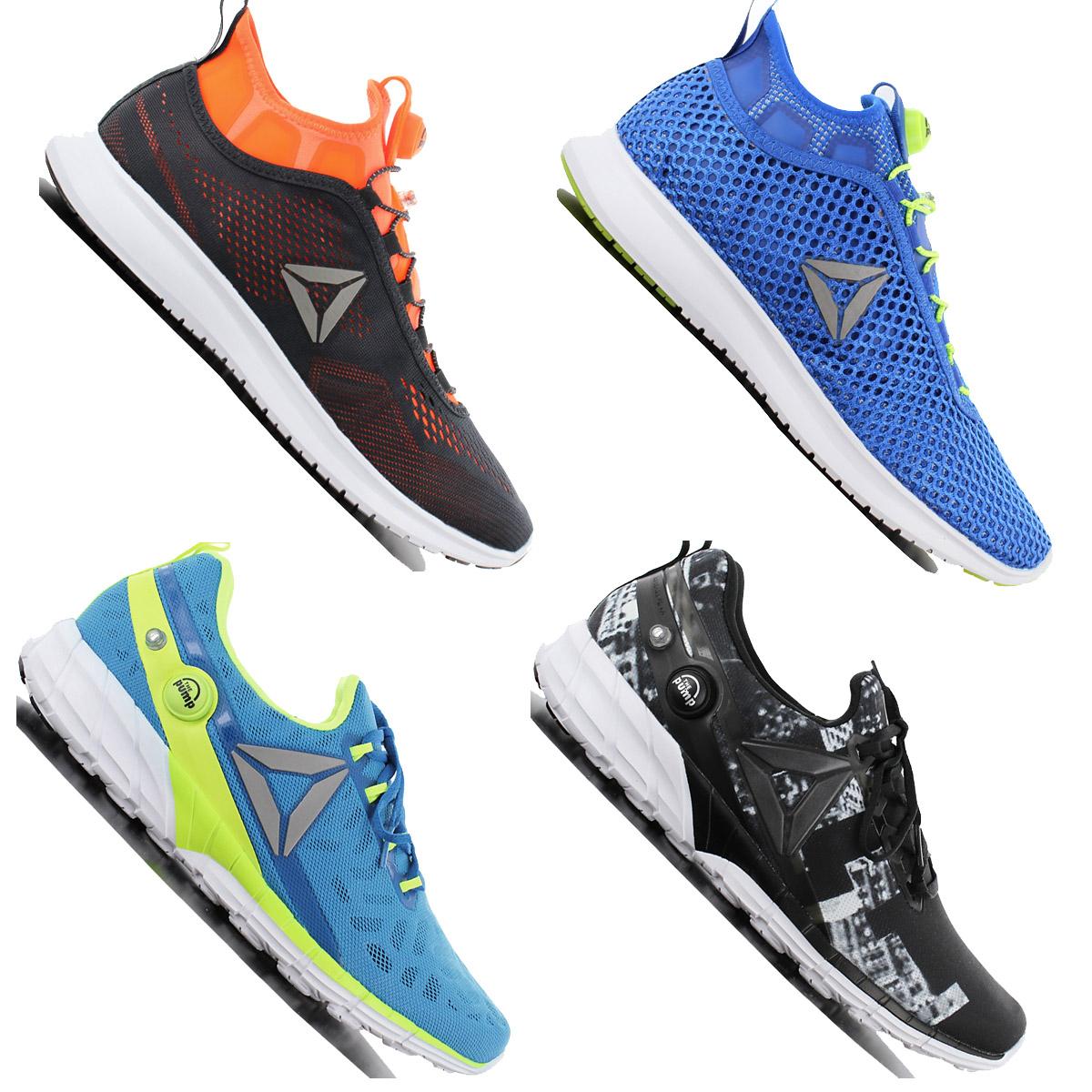 Reebok Pump Supreme Style Herren Premium Sneaker CN2482 Laufschuhe Sportschuhe