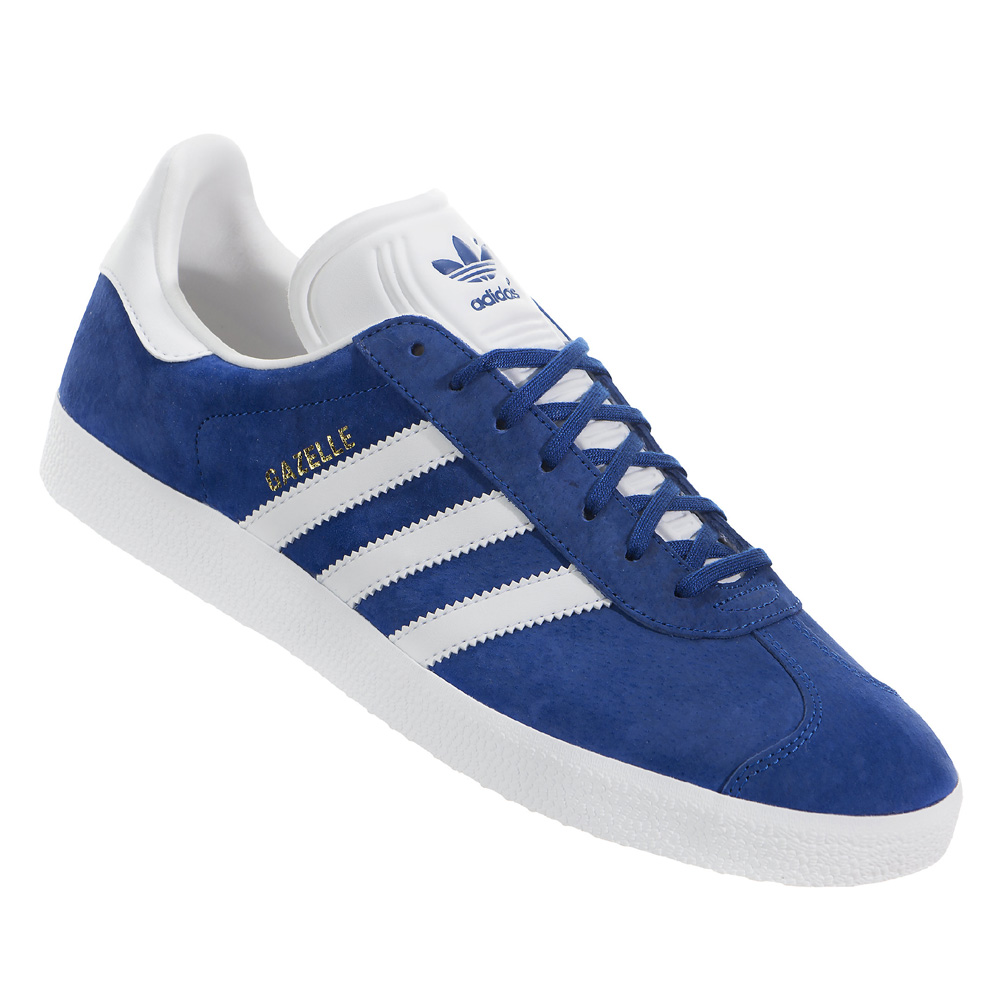 NEU Zapatos adidas Originals Gazelle 2 Zapatos NEU  RoyalBlau S76227 SALE d41376