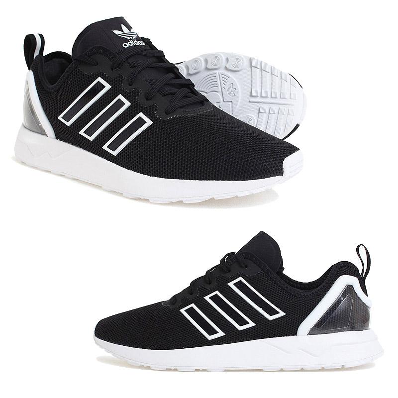 b9b04540bdebd Adidas Originals Zx Flux Adv Sneaker Men s Shoes Black Trainers S79005