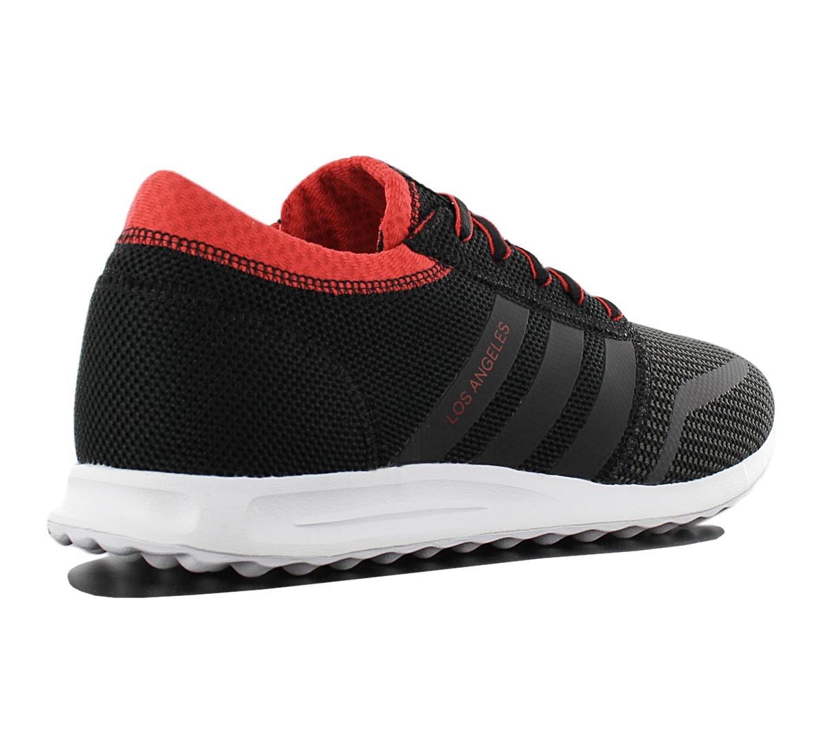 Details zu adidas Originals Los Angeles Herren Sneaker S79027 Schwarz Schuhe Turnschuhe NEU
