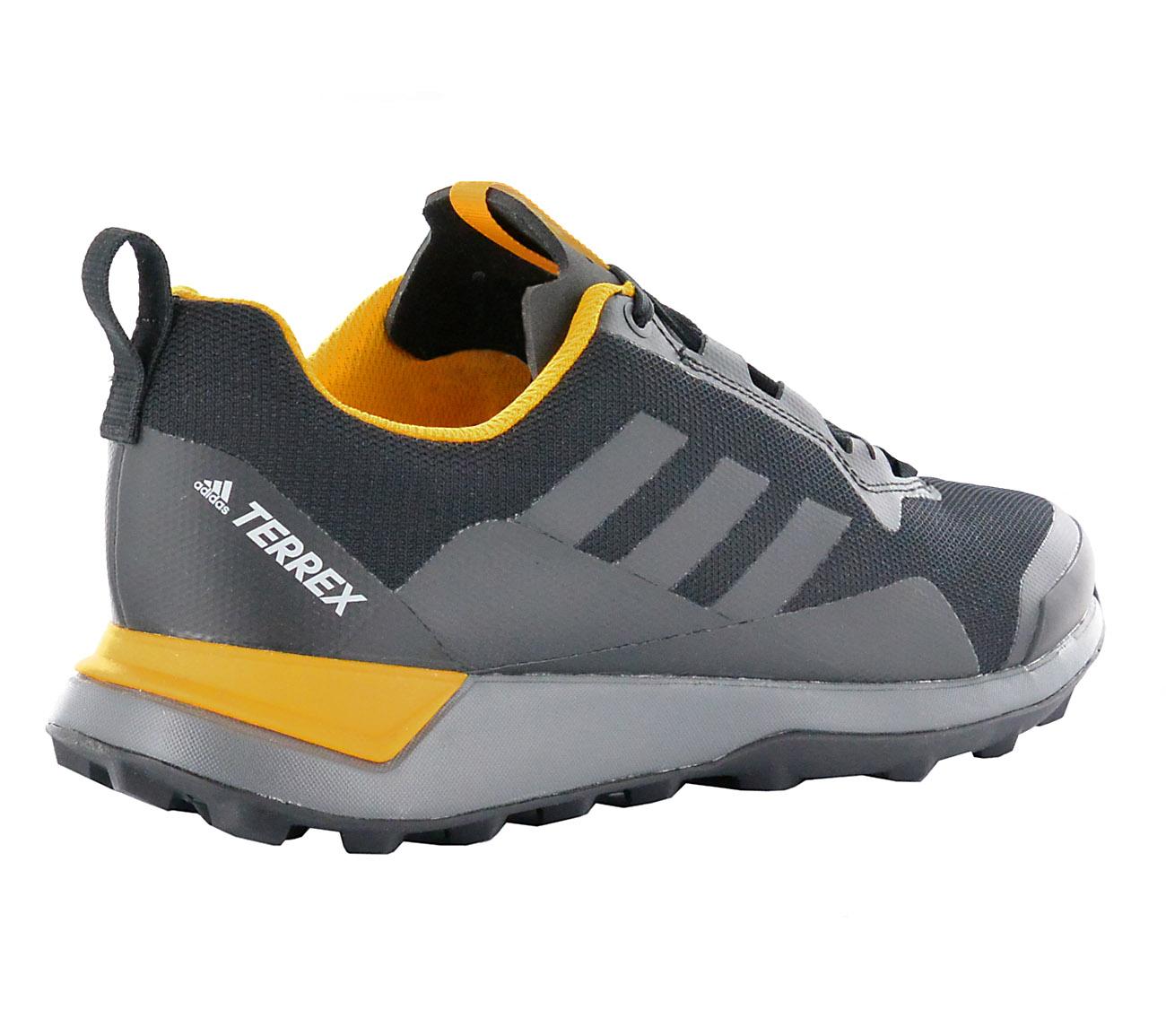 Adidas terrex cmtk scarpe, scarpe da trekking in mountain bike trekking nero