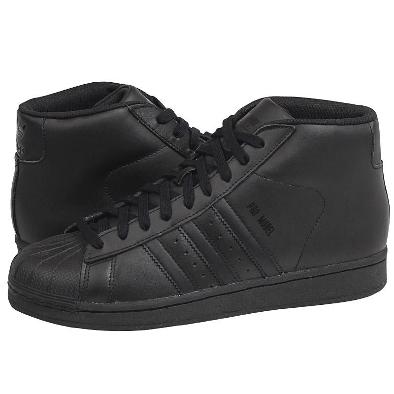 adidas pro model black men 39 s sneakers boots promodel. Black Bedroom Furniture Sets. Home Design Ideas