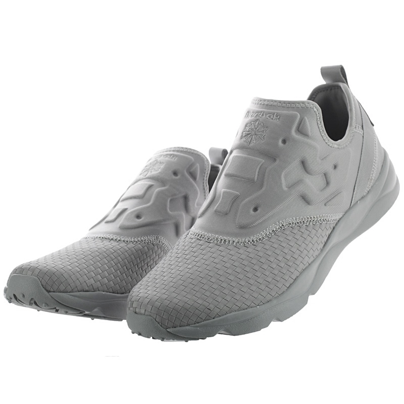 f79f8a1b7cb NEW Reebok Furylite Slip-On WW V70818 Mens Shoes Trainers Sneakers SALE