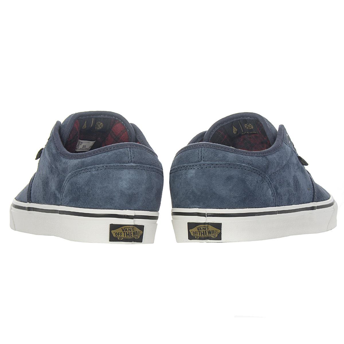 NEU Vans Atwood Herren SALE Leder Schuhe Navy-Blau VN00015GK87 SALE Herren fc27d2