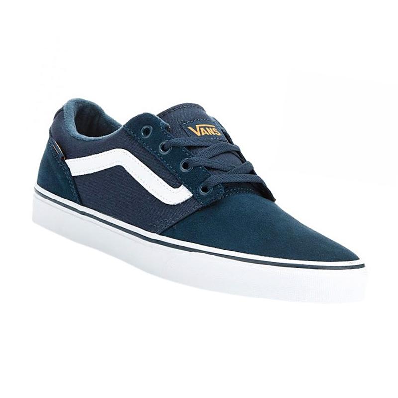 NEU Vans Schuhe Chapman Stripe Herren Schuhe Vans Blau VN0003D7K77 SALE 8adcf5