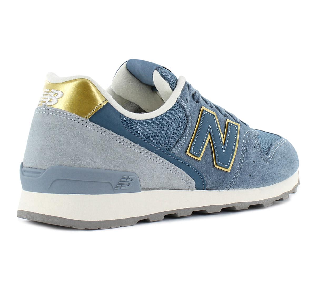 super cute c8957 9d4cf New Balance Lifestyle 996 Ladies Trainers Shoes WR996FLP 574 WR996 ...
