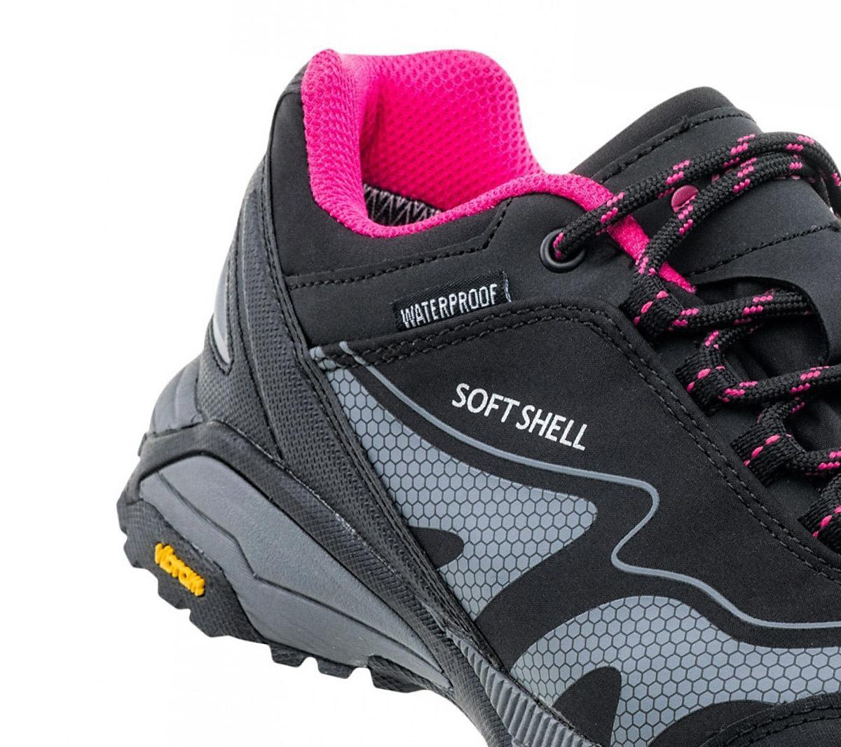 najlepsze oferty na Gdzie mogę kupić wielka wyprzedaż uk Details about Hi-tec Kangri Low Wp Softshell Vibram Shoes Women's Hiking  Outdoor Mountain